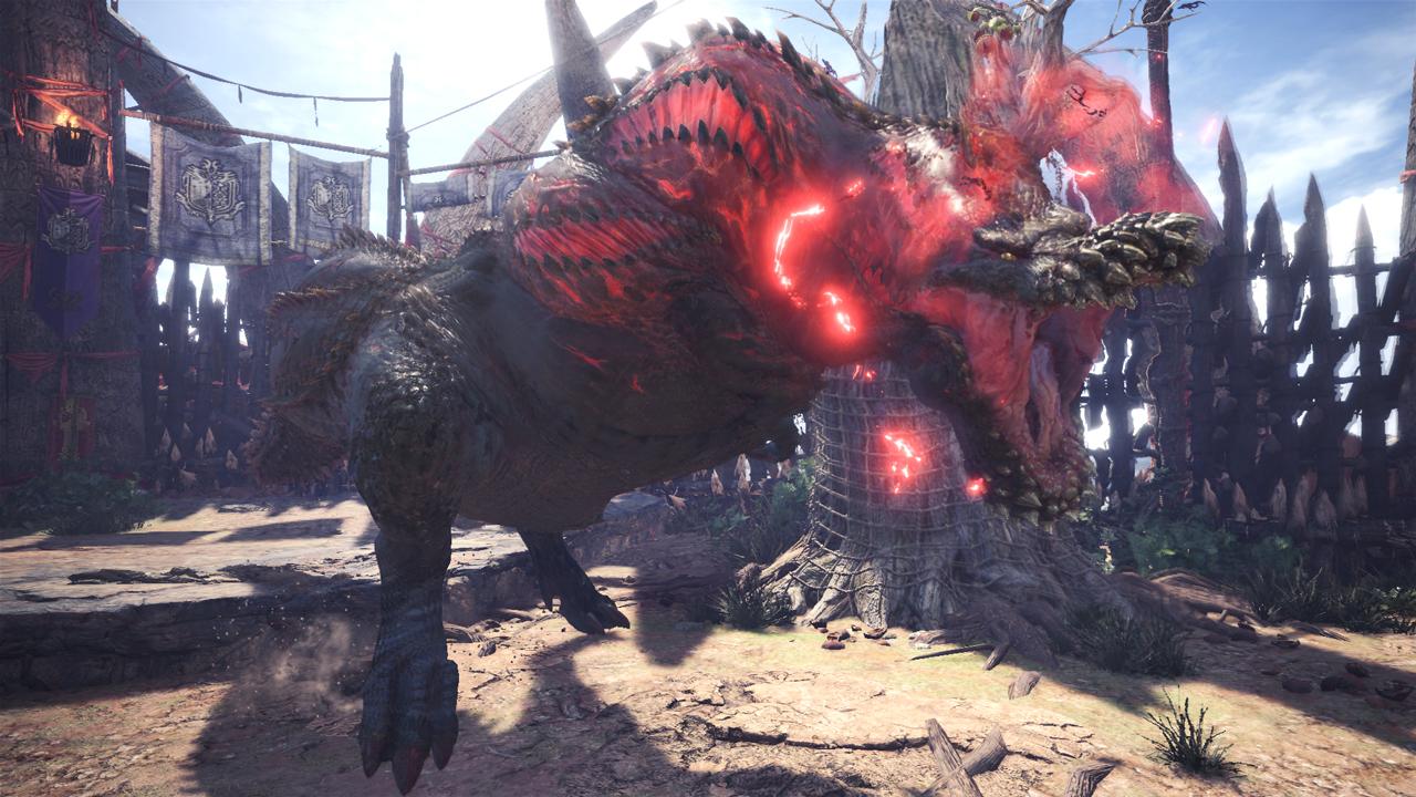 MHW イベント:恐暴竜討伐
