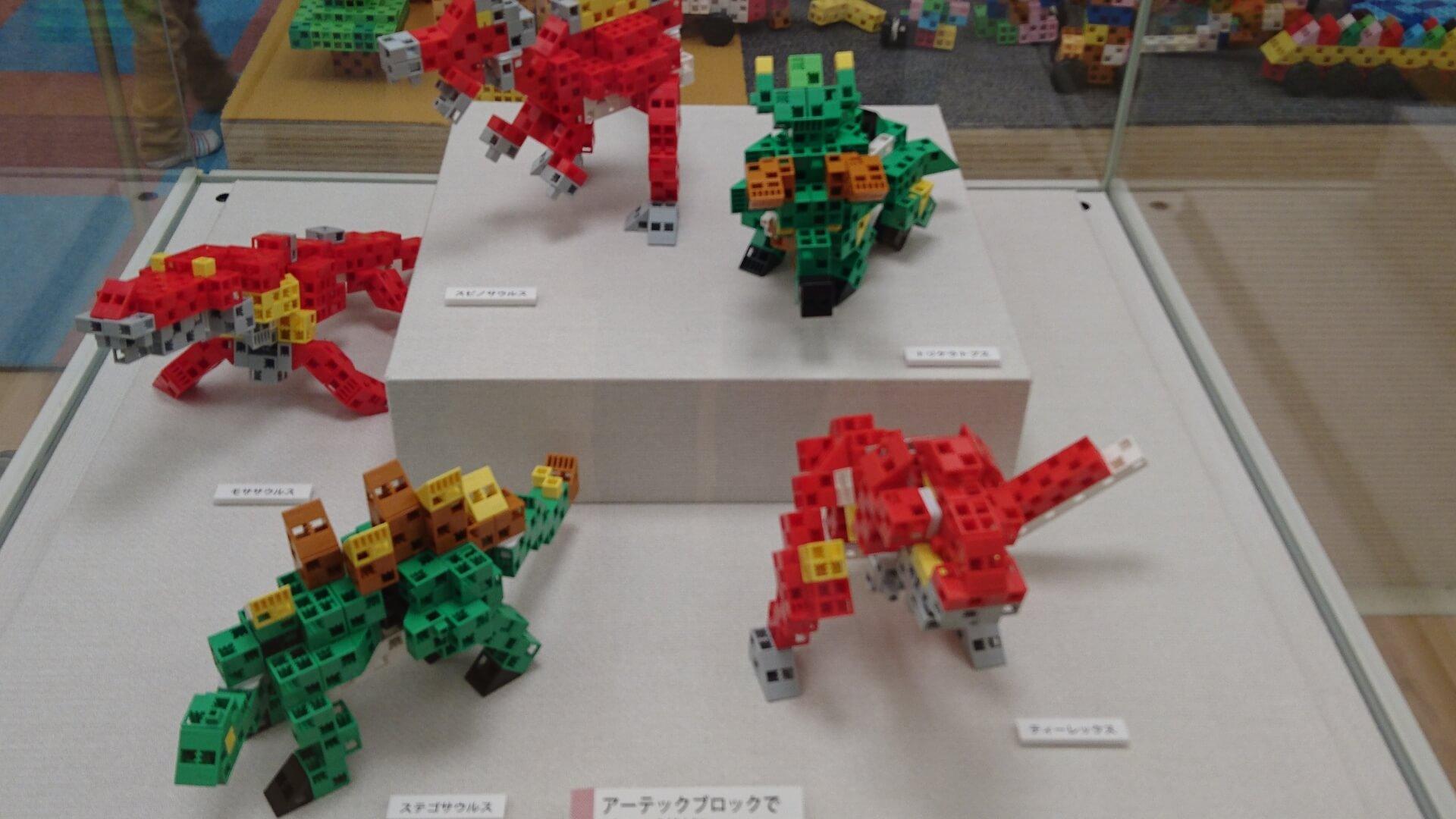 MieMuの玩具ブロック